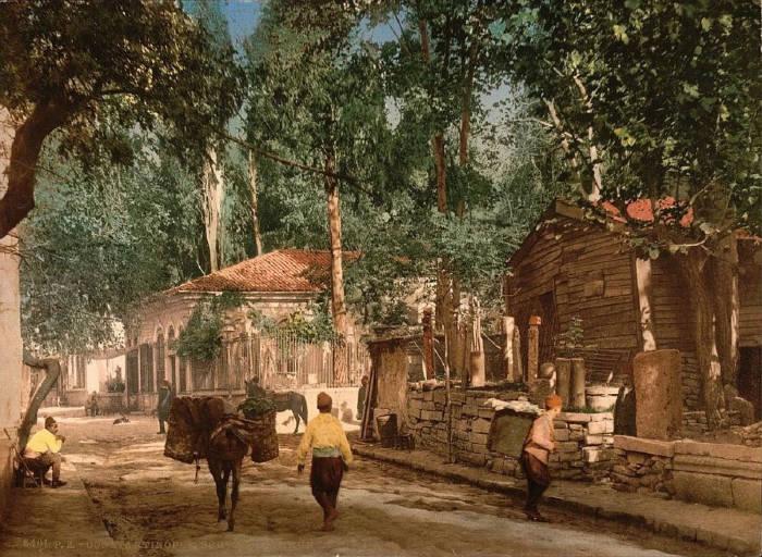 1893 Osmanlı İmparatorluğu Nüfus Sayımı