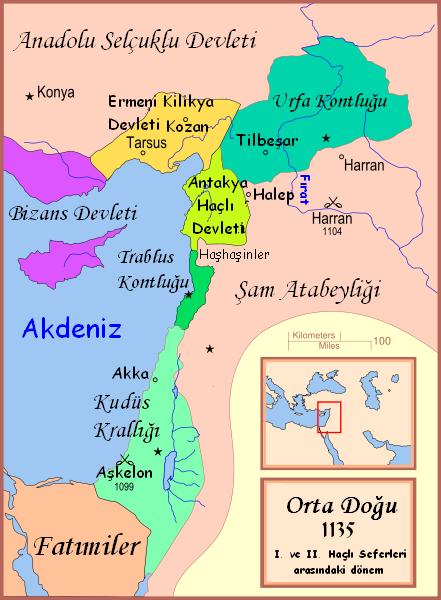 Orta Doğu - 1135