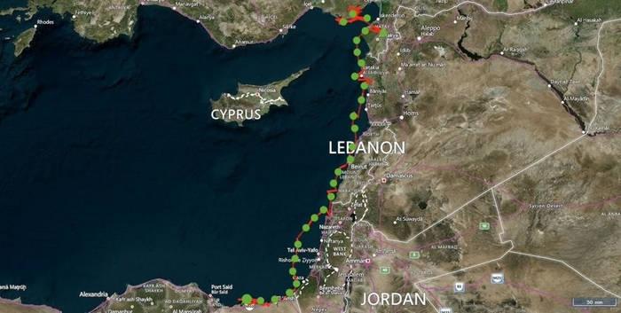 Verici Takılan Kaplumbağa 48 Günde Adana'dan Mısır'a Gitti