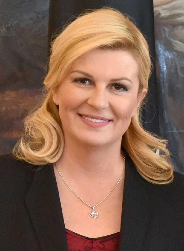 Kolinda Grabar-Kitaroviç – Hırvatistan Cumhurbaşkanı
