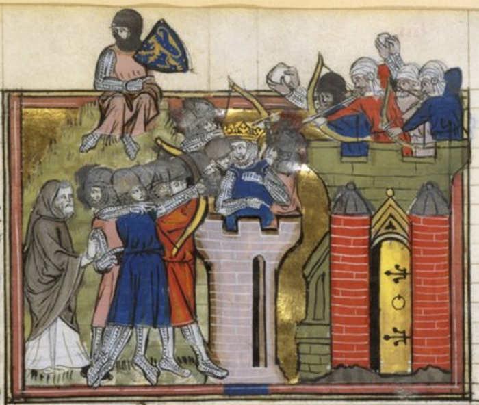 Kudüs Krallığı 1099–1291