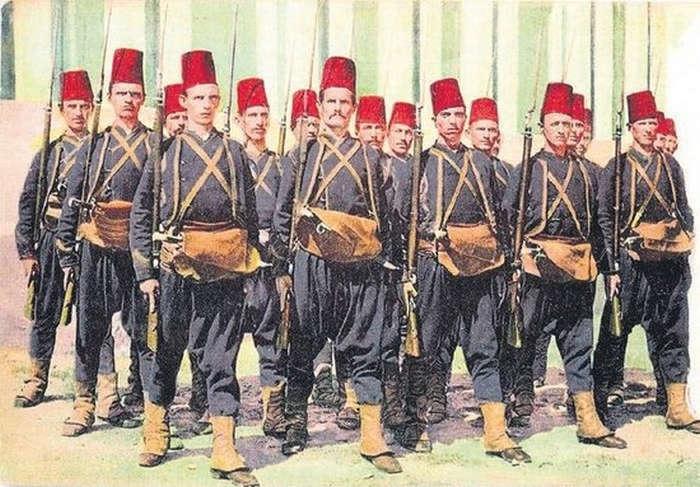 Osmanlı Ordusundaki İlginç Uygulamalar