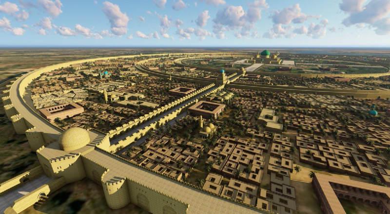 Bağdat'ın Kuruluş Hikayesi