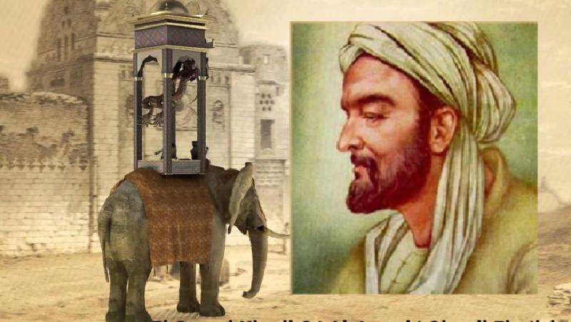 El-Ceziri ve Filli Su Saati