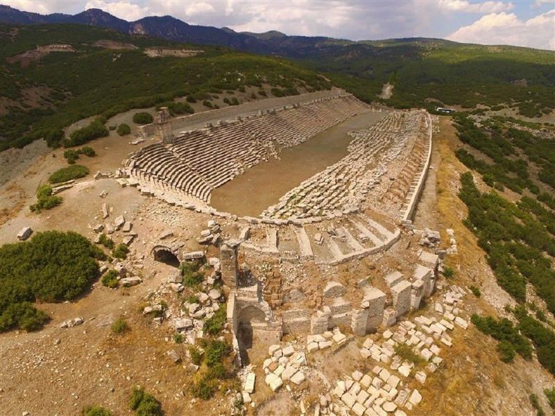 Gladyatörler Şehri Kibyra Antik Kenti – Burdur