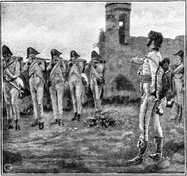 Kurşuna diziişi - 13 Ekim 1815