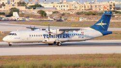 Motorları Havadayken Duran ve Denize İndirilmek Zorunda Kalınan Uçak