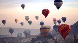 Türkiye Dünyanın En Fazla Ticari Balon Uçuşu Yapılan Ülkesi