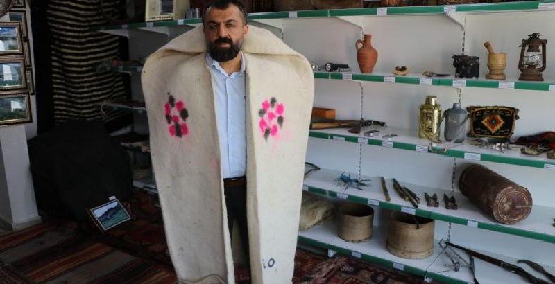 Türkiye'nin İlk Çoban Müzesi Malatya'da Açıldı