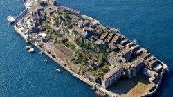 Hashima Adası – Gunkanjima (Savaş Gemisi Adası)