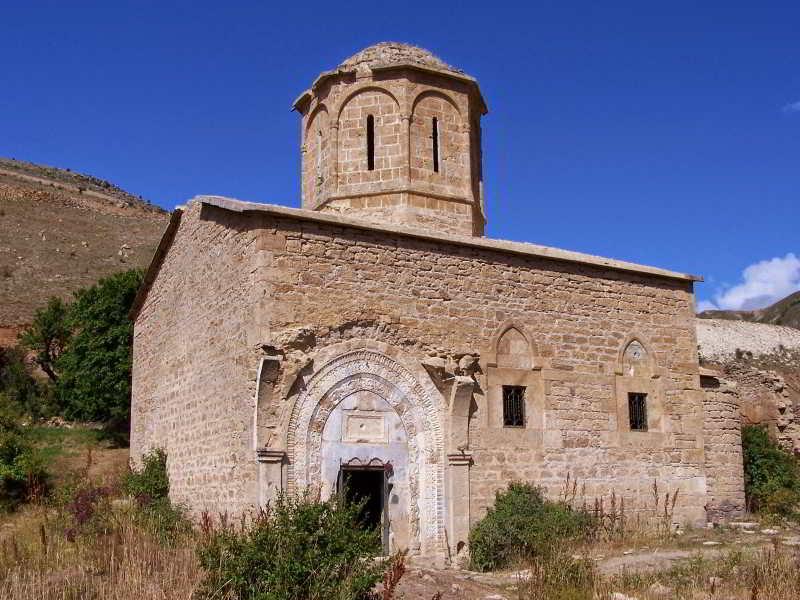 İmera Manastırı – Gümüşhane
