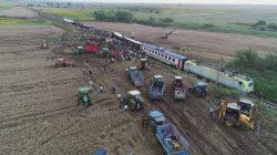 Türkiye'de Meydana Gelen En  Büyük Tren Kazaları