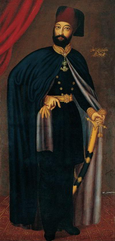 Gazi Sultan II. Mahmud Han