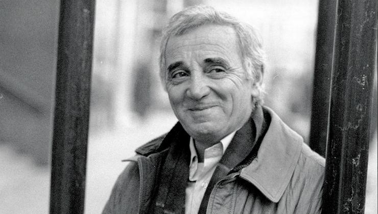 Charles Aznavour – Ermeni Asıllı Fransız Şarkıcı – 1924 – 2018