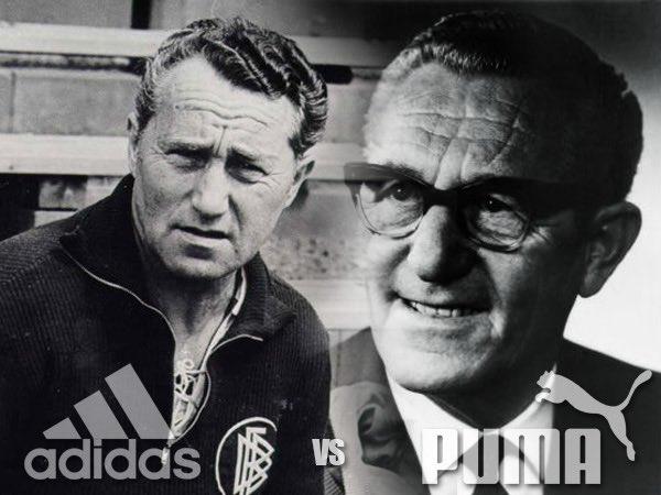 Adolf ve Rudolf Dassler Kardeşler (Adidas ve Puma'nın Kurucuları)