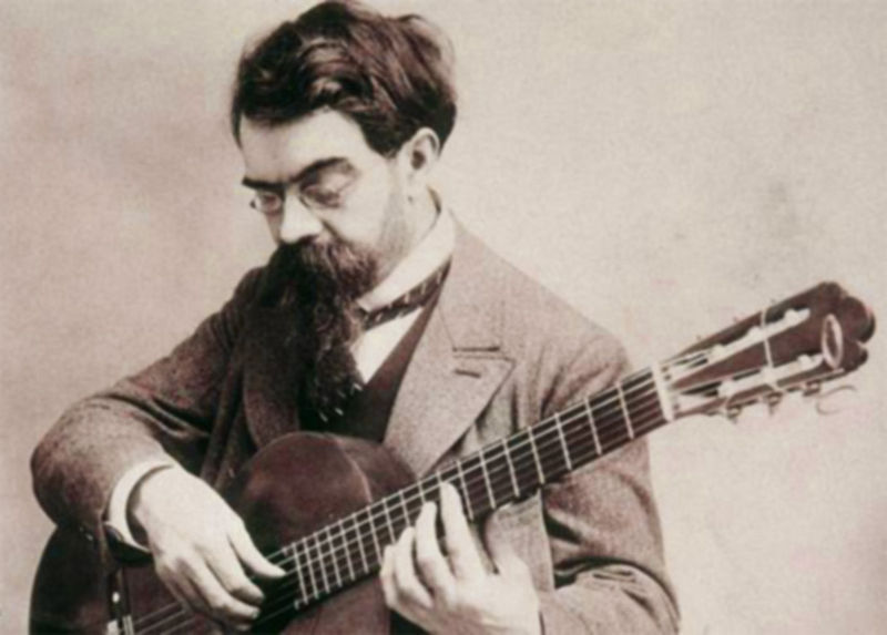 Francisco Tárrega ve Nokia Melodisi Zil Sesi