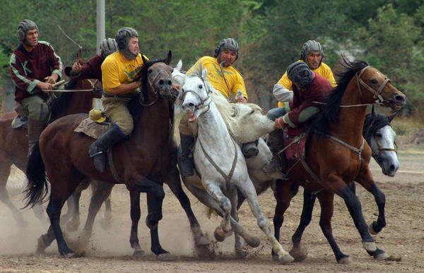 Gökbörü (Kökböri – Kök Börü) – Türkler'in Milli Sporu