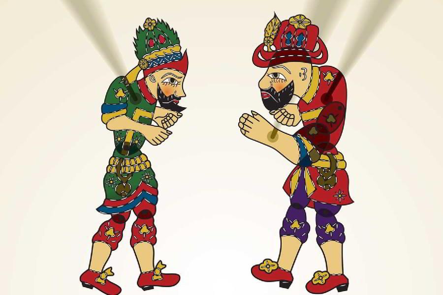 Karagöz ve Hacivat Gölge Oyunundaki Karakterler ve Tiplemeler