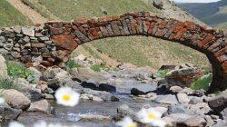 Balahor Deresi Üzerindeki 300 Yıllık Tarihi Kemer Köprüyü Çaldılar