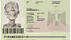 Bir Pasaporta Sahip İlk ve Tek Firavun Olan Büyük Ramses'in Fransa Yolculuğu