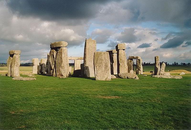 Stonehenge (Asılı Taşlar)
