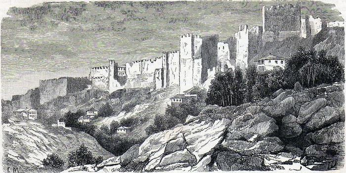 Trabzon İmparatorluğu – Tzaniti (Lazistan) Krallığı (1204-1461)