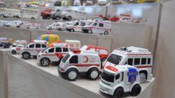 """Türkiye'de İlk Dünyada İkinci """"Ambulans Tarihi Müzesi"""" ve """"Oyuncak Ambulans Müzesi"""" Açıldı"""