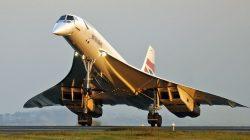 Süpersonik Yolcu Uçağı Concorde Gökyüzüne Geri Dönüyor
