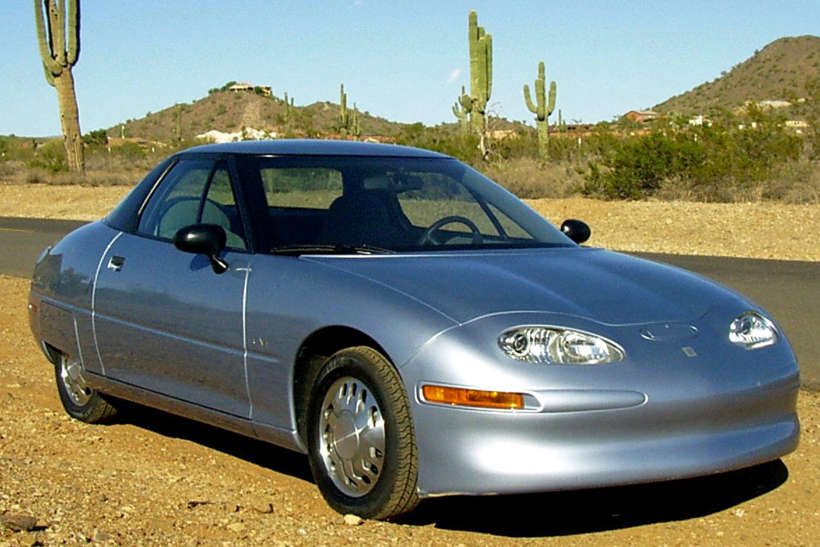 EV1 – General Motors'un İmha Edilen Elektrikli Otomobili