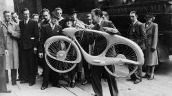 1946 Yılında Tasarlanan Geleceğin Bisikleti Spacelander