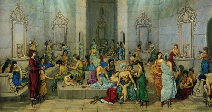 Türk Hamamı ve  Osmanlıda Hamam Kültürü