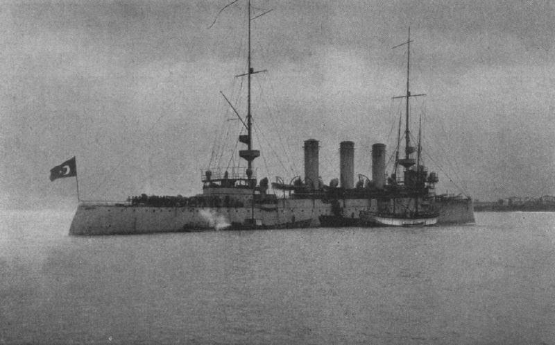 Hamidiye Kruvazörü (1913)