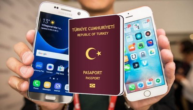 Yurt Dışından Getirilen Telefonların IMEI Kayıt Ücreti 500 TL'ye Yükseltildi