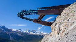 Üzerinde Durmaya Bile Cesaret Edemeyeceğiniz Cam Köprüler ve Cam Platformlar