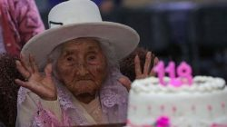 Dünyanın En Yaşlı Kadını Julia Flores 118'inci Yaşını Kutladı