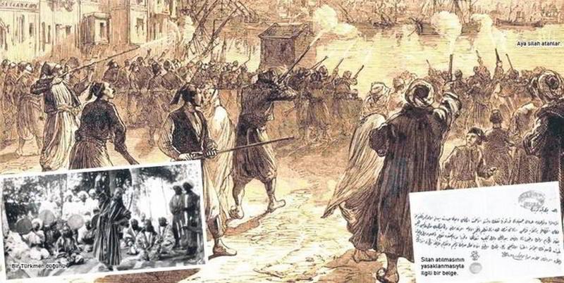 Osmanlı Döneminde Düğünlerde Silah Atanlar Prangaya Bile Vurulurdu