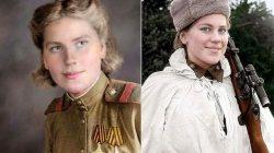 Roza Shanina – 59 Kişiyi Öldüren Sovyet Ölüm Meleği