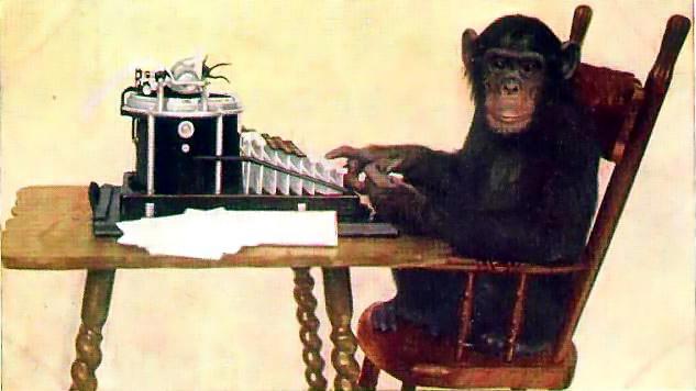 Sonsuz Maymun Teoremi Nedir?