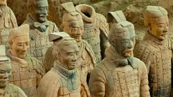 Toprak Askerler ve Qin Shi Huang