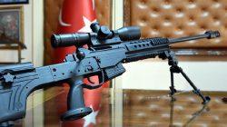 Türkiye'nin İlk Milli Keskin Nişancı Tüfeği: Bora-12