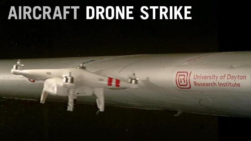 Drone Uçağa Çarparsa Ne Olur?