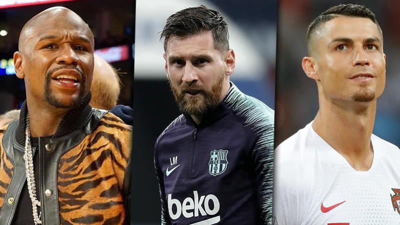 2018 Yılında En Çok Para Kazanan Sporcu Kim?
