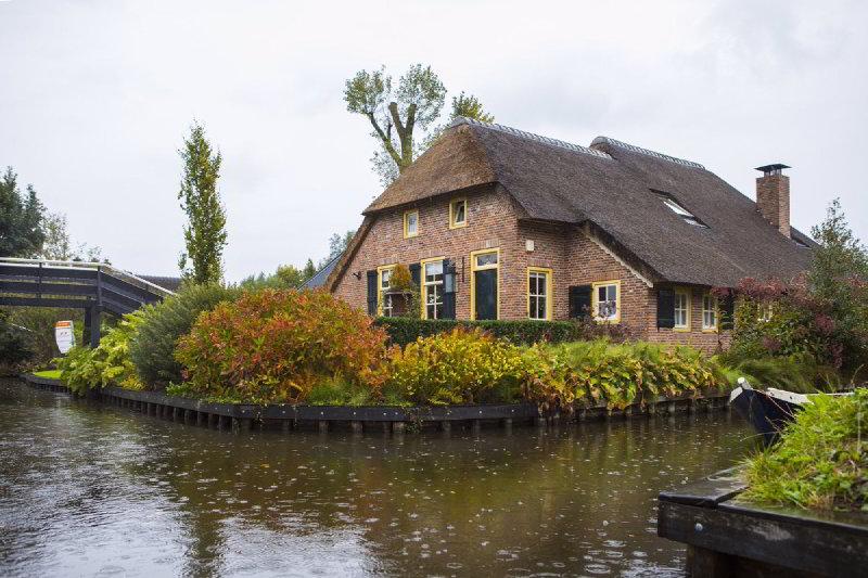 Giethoorn - Hollanda'nın Venedik'i - Küçük Venedik