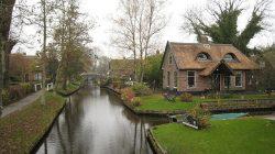 Giethoorn – Hollanda'nın Venedik'i – Küçük Venedik
