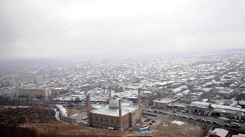 2019 Türk Dünyası Kültür Başkenti Kırgızistan'ın Oş Şehri Oldu