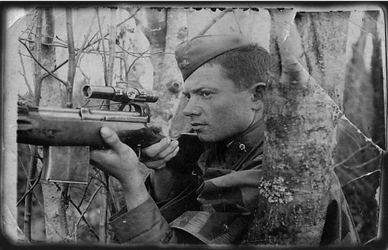 Ivan Sidorenko – 500 Kişiyi Öldüren Sovyet Keskin Nişancı