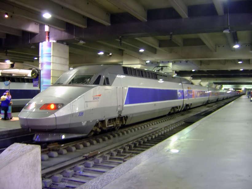 TGV – Fransa'nın Yüksek Hızlı Treni