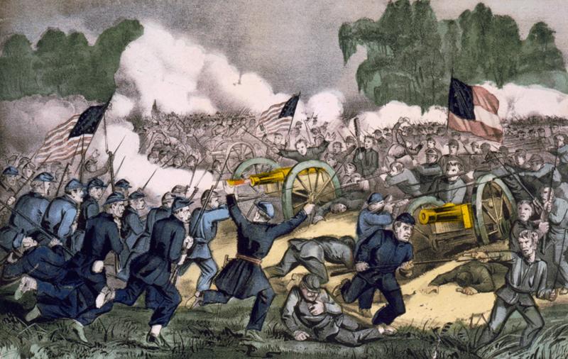 Gettysburg Muharebesi, Amerikan İç Savaşı