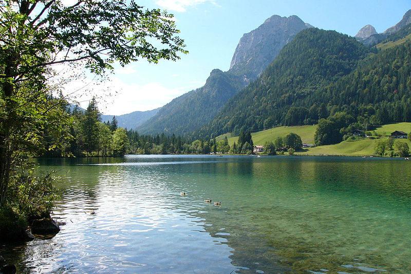 Bavyera'dan Alplere bir bakış
