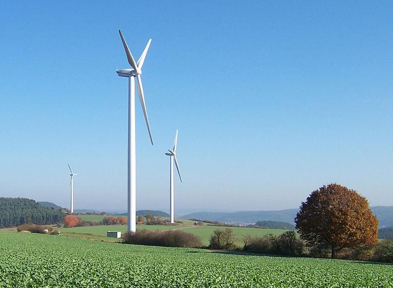 Almanya, Rüzgâr enerjisini ve Güneş enerjisini Dünya'da en çok kullanan ülkedir